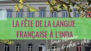 """""""La Langue Française en Fête"""" à l'INDA (Arlon)"""