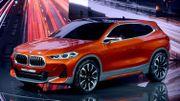 Un nouveau X chez BMW