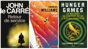 C'est le retour des sorties littéraires : découvrez celles qu'il ne faut pas manquer en mai