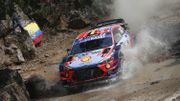 """WRC Mexique : """"El Patron"""" Evans le plus rapide du shakedown devant Neuville"""