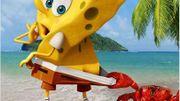 """""""Bob l'Éponge"""" ressort des profondeurs pour son prochain film"""