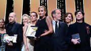 Le Festival de Cannes dévoile le palmarès de sa 74e édition