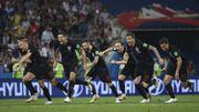 La Russie quitte son Mondial la tête haute, la Croatie émerge après les tirs au but