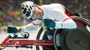 L'athlète Peter Genyn est le 'Paralympique de l'Année' pour la 2ème année de suite