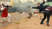 Scènes d'action hallucinantes dans la bande annonce en VOST pour Kingsman 2