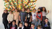 Notre classe niouzz du Thier-à-Liège
