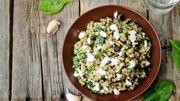 Du quinoa, en veux-tu en voilà