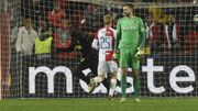 Le Slavia Prague rejette les accusations de racisme de Lukaku et lui demande de s'excuser