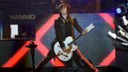 Guns N' Roses: Richard Fortus est au travail