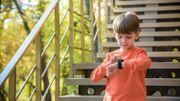 Quel est le danger encouru avec la montre connectée de votre enfant?