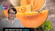 Recette de Carlo: Gazpacho de melon