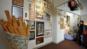 La balade de Carine : Le musée de la frite