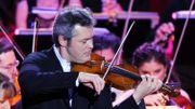 Le violoniste Vadim Repin en ouverture du Festival de Flandre Gand