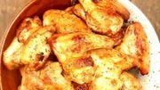 Expresscette de Candice : Ailes de poulet caramélisées soja-sirop d'érable