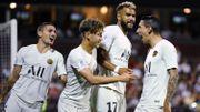 Le PSG assure contre Metz sans Meunier, Cavani et Mbappé