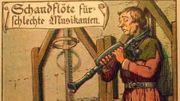 La flûte de la honte, une torture médiévale réservée aux mauvais musiciens