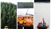 Un barbecue sur Le Lac de Roberville: Voici le Grill Island...