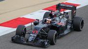 Vettel en tête en 3e séance des essais libres, Vandoorne 14e