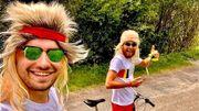 D'Arlon jusqu'en Suède à vélo pour la protection de notre planète
