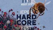 Le festival hardcore Ieperfest à Ypres attend 10.000 festivaliers