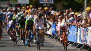 Alvaro Hodeg remporte la 6e étape au Tour de l'Avenir