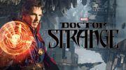 Doctor Strange prend la tête du box office américain