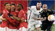 Europa League: Manchester United – AS Roma à suivre en direct sur Tipik!