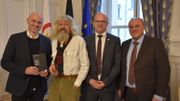 Daniel De Bruycker lauréat du prix littéraire 2017 du Parlement de la Fédération Wallonie-Bruxelles