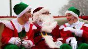 14 chars et 150 figurants à la Parade de Noël de Malmedy ( 23 décembre)