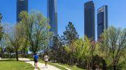 Madrid lance un vaste projet de forêt urbaine pour protéger la santé des habitants