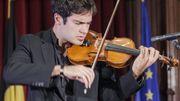 Un Belge remporte le Concours musical international de Montréal