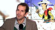 """Rencontre avec Jul, l'auteur du nouveau Lucky Luke: """"Un cow-boy dans le coton"""""""