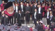 Reprises a capella délirantes devant John Williams de ses plus grands thèmes