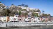 Des fresques urbaines pour rendre l'art accessible et colorer la ville de Namur