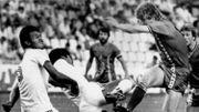 Jan Ceulemans contre le Salvador