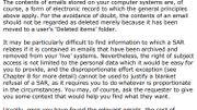 Check Point: grâce au RGPD, pourrez-vous lire tous les emails où votre patron parle de vous?