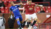 Premier League: Manchester United perd contre Leicester et offre le titre à Manchester City, Tielemans à l'assist