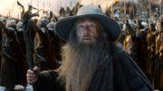 """Epique et sombre, """"La bataille des cinq armées"""" conclut la trilogie du Hobbit"""