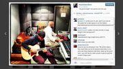Lewis Hamilton enregistre son premier album