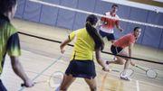 Testez vos performances au Badminton en compagnie de Cyril!