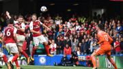 Chelsea et Arsenal incapables de se départager, Hazard joue 20 minutes