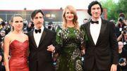"""Le casting de """"Marriage story"""" avec Scarlett Johansson, Noah Baumbach, Laura Dern et Adam Sriver"""