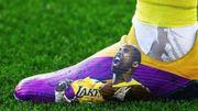 Un joueur de Getafe rend hommage à Kobe Bryant en portant des chaussures à son effigie