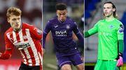 Football : Ces six jeunes talents belges à suivre en2021