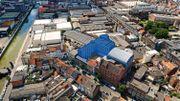 La Région bruxelloise désigne 12 occupants temporaires rue de Manchester à Molenbeek