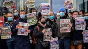 """France: grève suspendue au quotidien L'Equipe, """"mais le mouvement continue"""""""