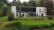 Nouvelle construction proche des standards d'une maison passive à Braine l'Alleud
