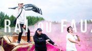 Caballero, JeanJass et Roméo Elvis dans un clip tourné au Dour Festival