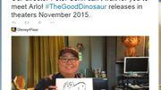 """Arlo le """"Bon Dinosaure"""" de Pixar attendu fin 2015"""