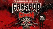 25 nouveaux noms pour le Graspop